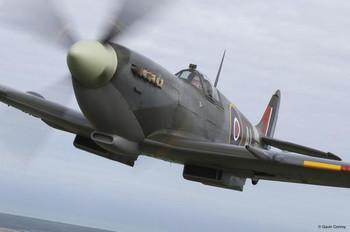 Spitfire AL Airplane