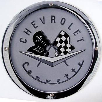 """Corvette 12"""" Disk 56'-57'"""
