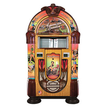 H-D® American Beauty CD Jukebox