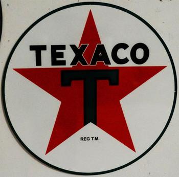 Texaco Star Gasoline
