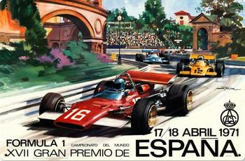 Spanish Formula One