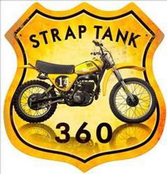 Strap Tank 360  Shield
