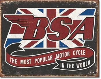 BSA Most Popular