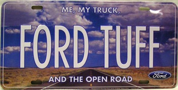 Ford Tuff Plate