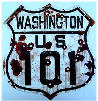 US Route Washington 101