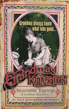 Grandma's Kitchen Disc.