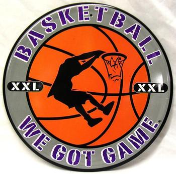 Basketball-We Got Game