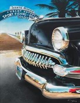 Santa Monica-Route 66 West Coast End (disc)
