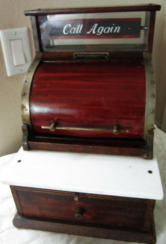 Dodge Cash Register Circa 1900