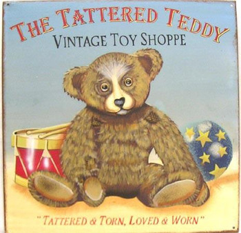 The Tattered Teddy