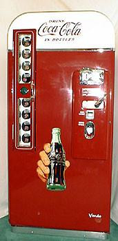 Vendo 81 Coca-Cola Machine