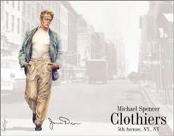 James Dean MS Clothiers (Disc)