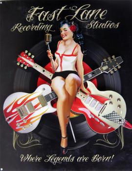Fast Lane Recording Studio Rock-a-billy