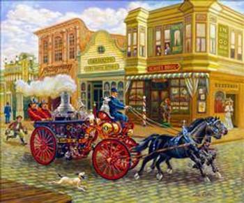 Steam Fire Engine 1902