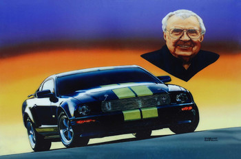 Carroll Shelby / Mustang