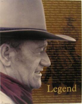 John Wayne-Legend
