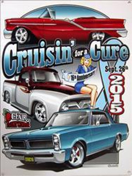 Crusin' For A Cure Sept 2015