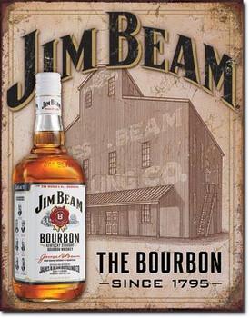 Jim Beam Bourbon Since 1795