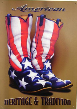 American Heritage & Tradition Cowboy Boots