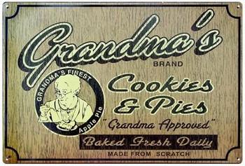 Grandma's Cookies & Pies