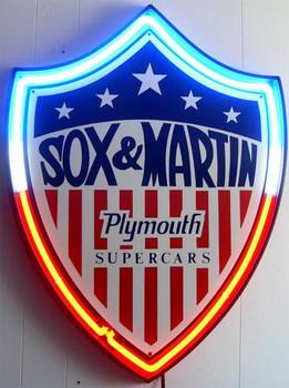 Sox & Martin Plymouth Supercars