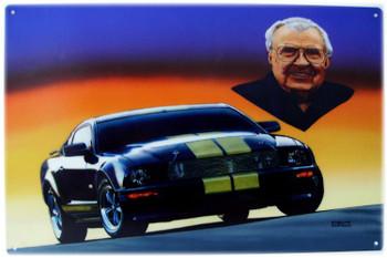 Carroll Shelby / Mustang (jumbo)
