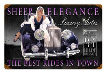Sheer Elegance (XLarge)