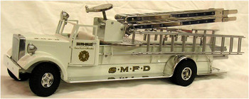 Smith-Miller S.M.F.D Hook and Ladder Firetruck