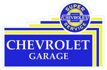 """Chevrolet Garage 18"""""""