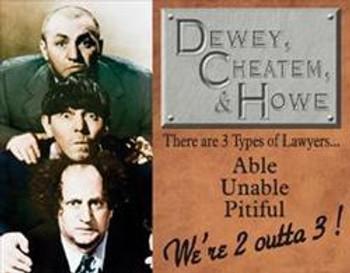Dewey Cheatum & Howe (DISC)