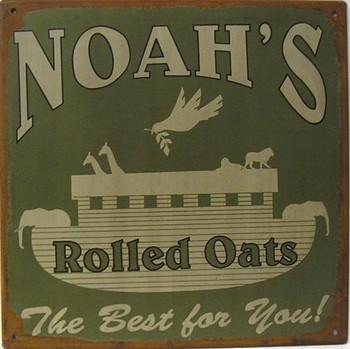 Noah's Rolled Oats
