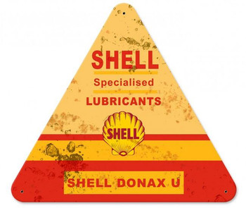 Shell Specialized Lubricants  ( Rustic )