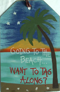 Going To The Beach... Want to Come Along?