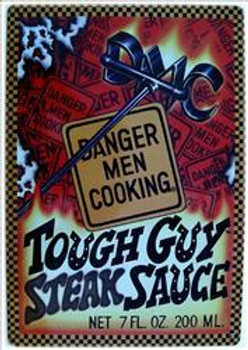 Tough Guy Steak Sauce