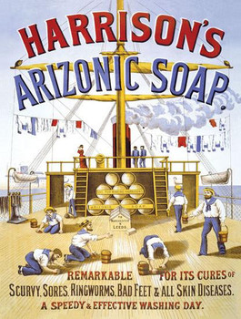 Harrison's Arizonic Soap