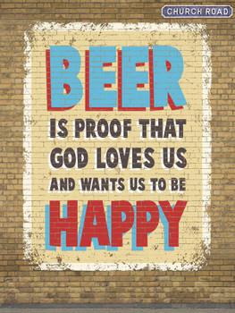Beer is Proof