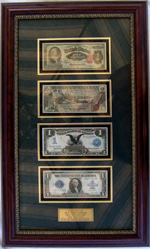 Silver Certificate Collection (large notes)