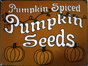 Pumpkin Seeds-Pumpkin Spiced