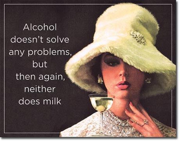 Alcohol Doesn't Solve Problems DISC