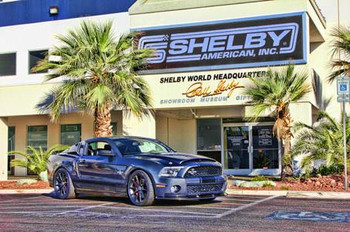 Shelby America Headquarters