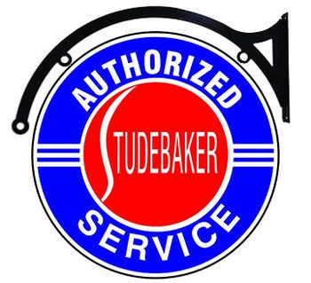 """Studebaker  Service 18"""" Disc Hanger"""