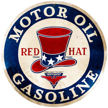 Red Hat Gasoline (XLarge)