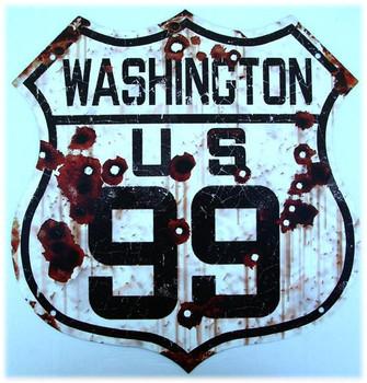US Route Washington 99