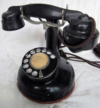 Erickson Table Phone with Seperate Ear Piece