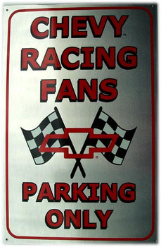 Chevy Racing Fans