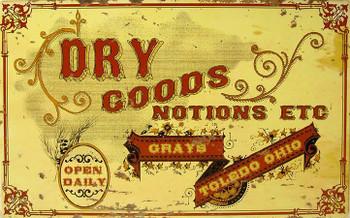 Dry Goods Notions Etc