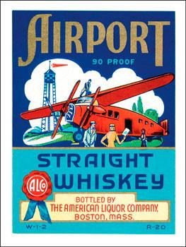 Airport Straight Whiskey