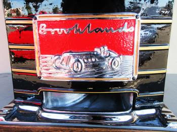 Mills 25c Brookland Automotive Slot circa 1950's