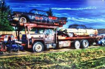 Tow Truck / Cadillacs