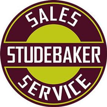 "Studebaker Service (18"" disc)"